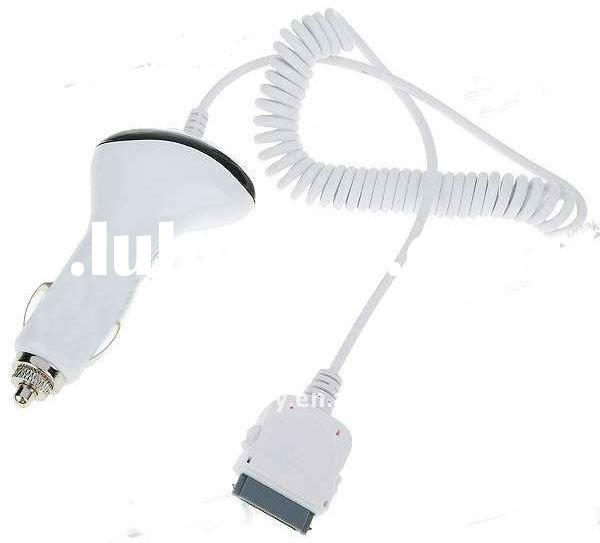 Car charger for Iphone {ISO9001:2000}