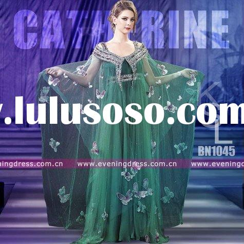 Catherine Green Fashion Salwar Kameez Pakistani Dress 2012 BN1040