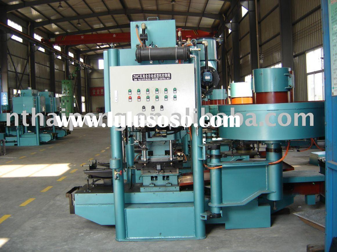 Cement Tile Machine