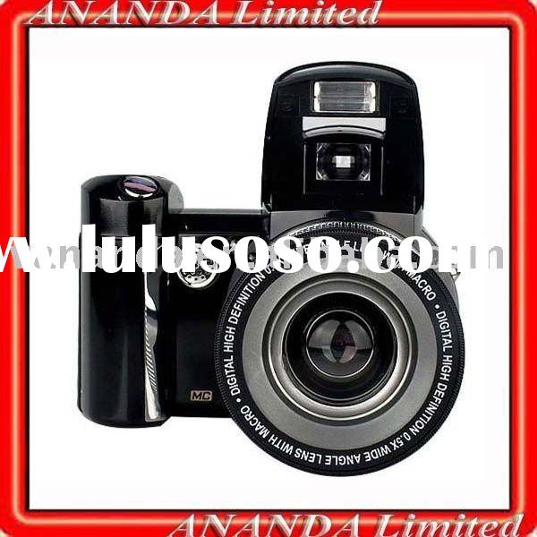 "Cheap digital camera 2.4"" TFT LCD 12MP 0.5x Wide-angle Lens"