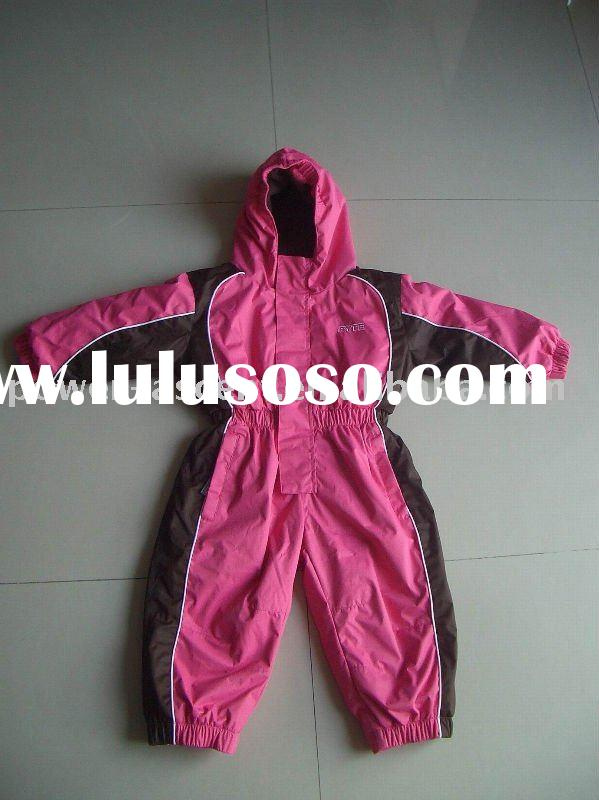 Children Winter Ski Wear