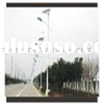 China best producer of solar LED street lights