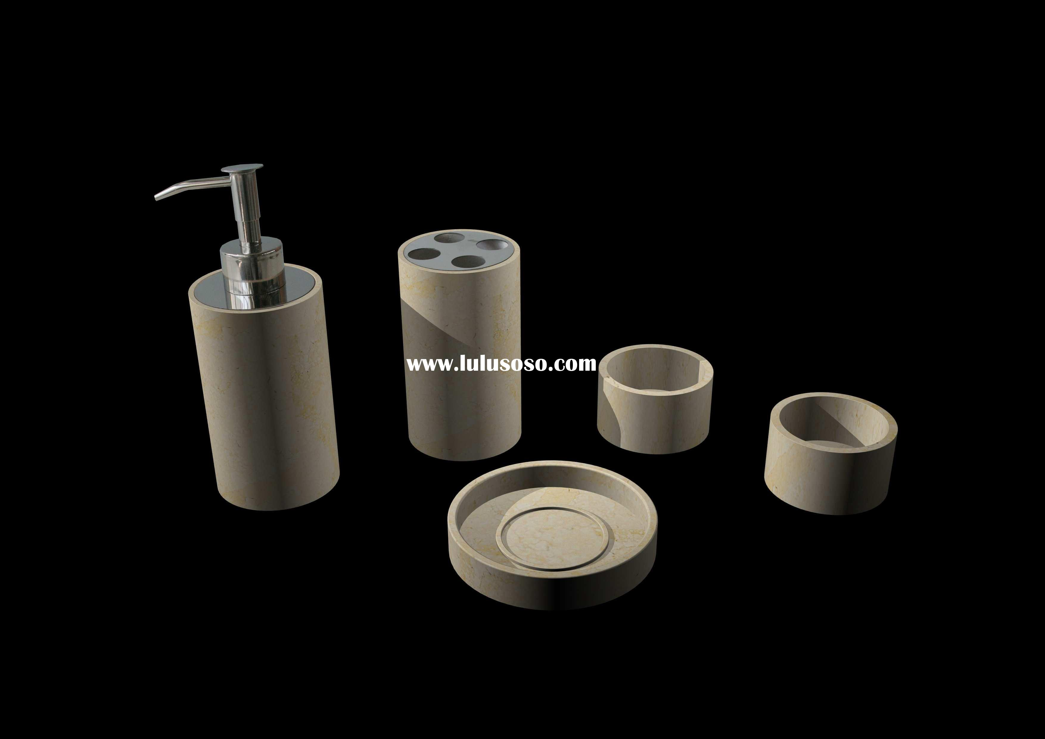 Chinese popular stone soap dispenser from top supplier