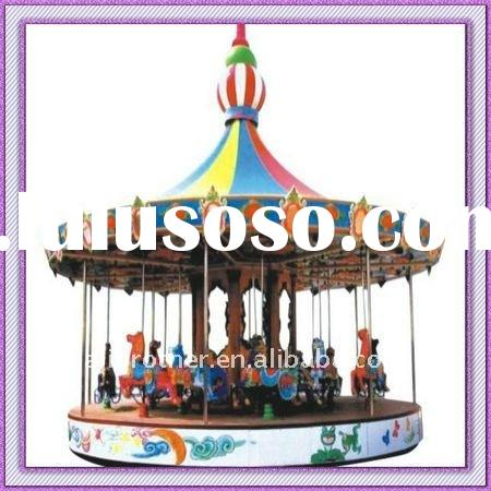 City star most attractive play ground carousel