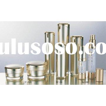 Cosmetic Bottles and Jars
