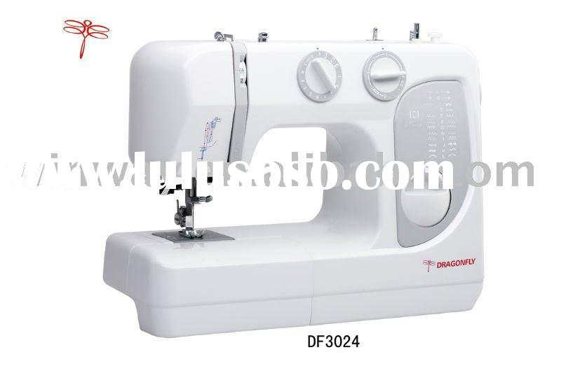 DRAGONFLY DF3024 24 Patterns Sewing Machine