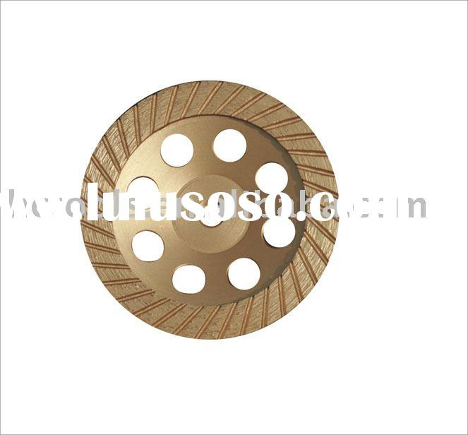 Diamond Cup Grinding Wheel-CONTINUOUS TURBO CUP GRINDING WHEEL GRINDING WHEEL