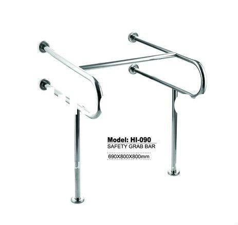 Disabled & Safety handrail 304#