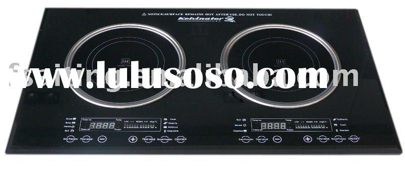 Double induction cooker IH-J35Y