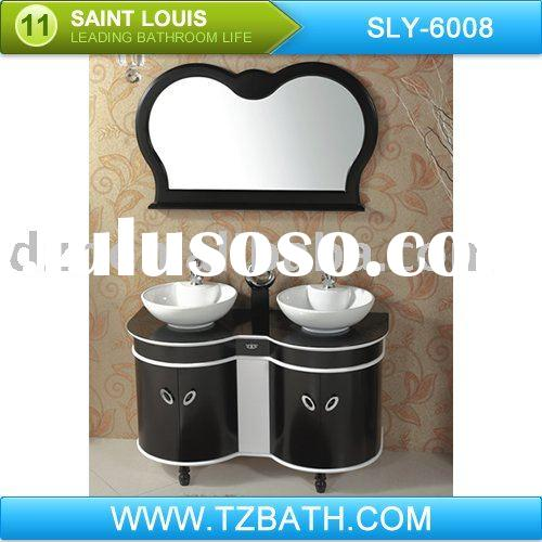 Double sink bathroom vanity (SLY-6008)