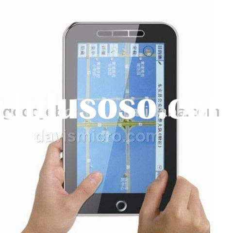E900 Tablet PC 7 inch MID with GPS TV mini laptop computer