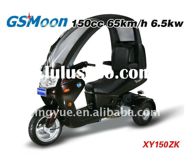 EEC/DOT Top Roof 150cc 3-wheels scooter  sc 1 st  LuLuSoSo.com & 150cc Moped Scooter with Top Roof for sale - PriceChina ... memphite.com