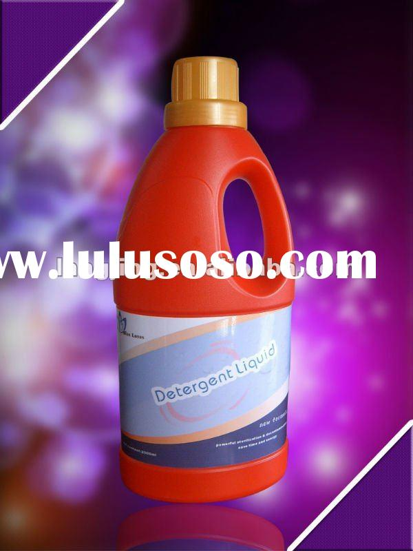 Eco-Friendly Laundry Detergent Liquid Soap Cleaning product
