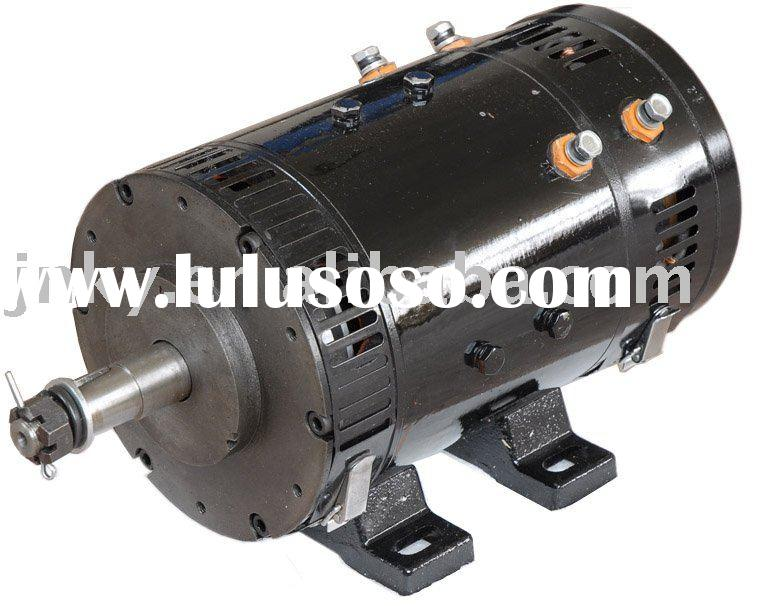 Brushless dc motor 10kw to 20kw for electric car for sale for Electric car motor manufacturers