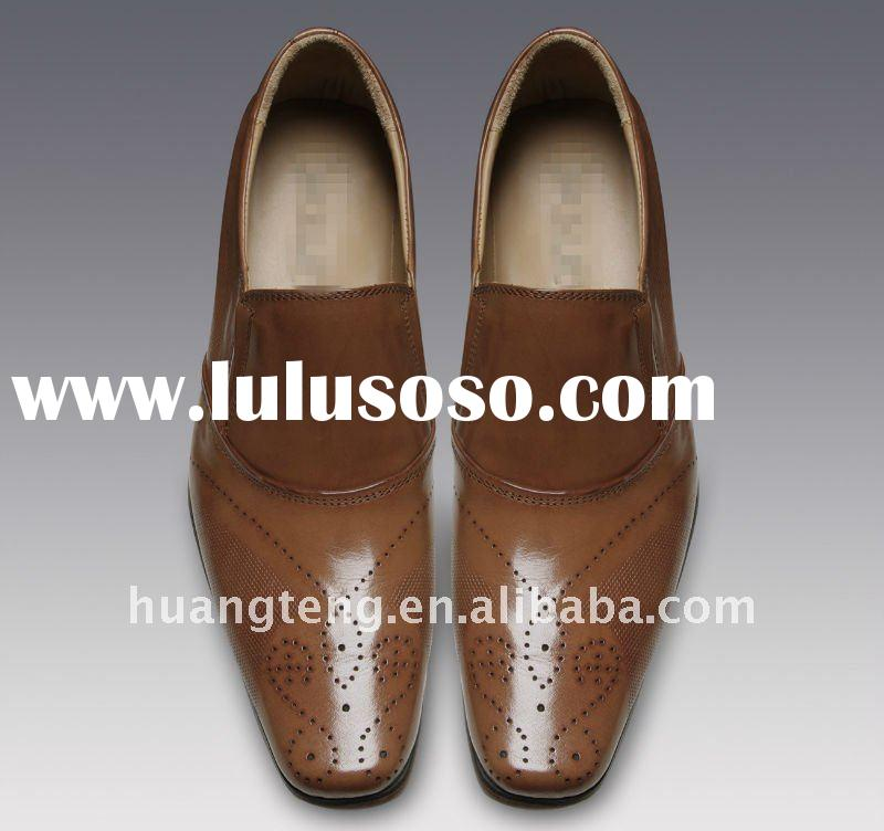 Factory price Genuine Leather Designer Shoes
