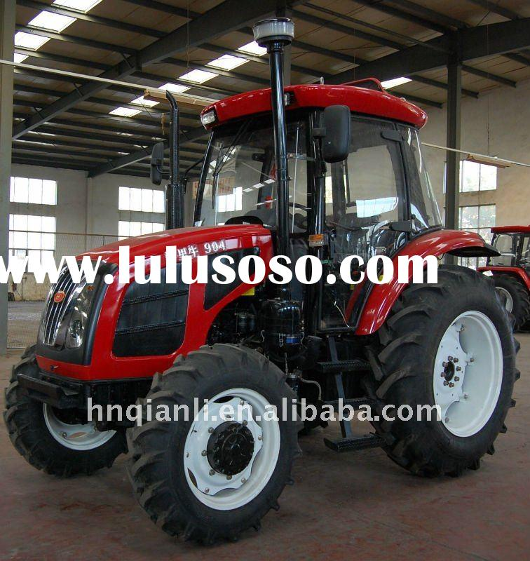 Farm Tractor 80HP - 100HP, Practical wheel tractor 2wd or 4wd Farm Machinery