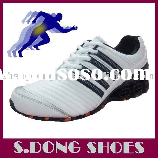Fashion White Running Shoes for Men