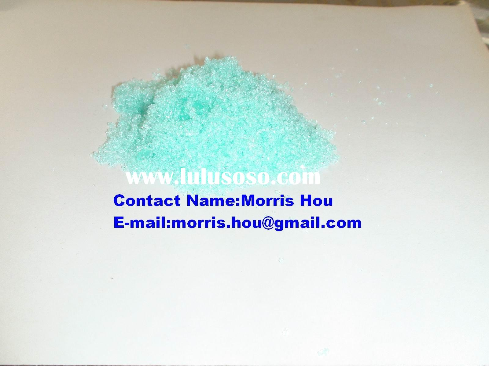 Ferrous Sulfate - Crystal