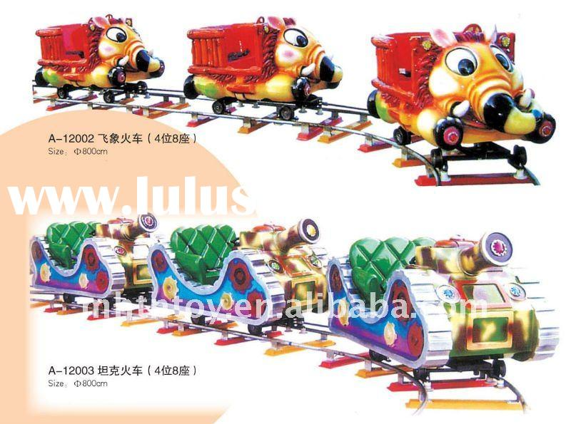 Finest Quality Electric Toy Train With CE Certificate