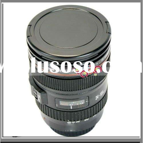 For Canon Digital Camera Lens Coffee Cup With Cover