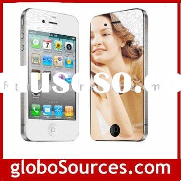 For iphone 4G Mirror screen protector