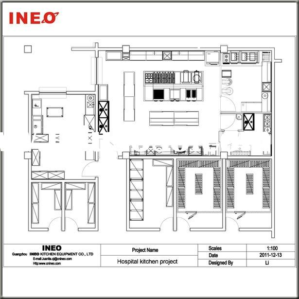 Free Design For Kitchen Project ---INEO