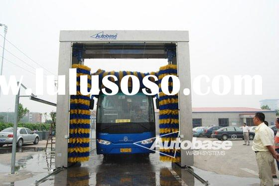 Fully automatic rollover bus&truck wash machine:TEPO-AUTO TP-6500