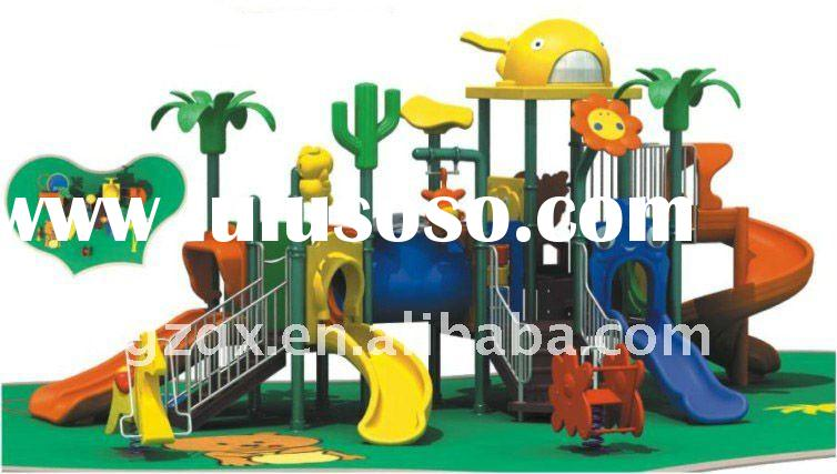 Funtastic design playground equipment south africa (QX-B6701)
