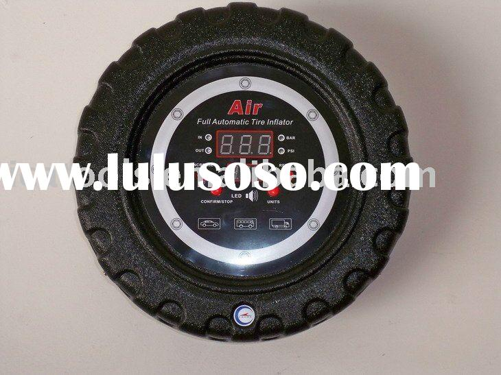 Garage Equipment (Automatic Tire Inflation System)