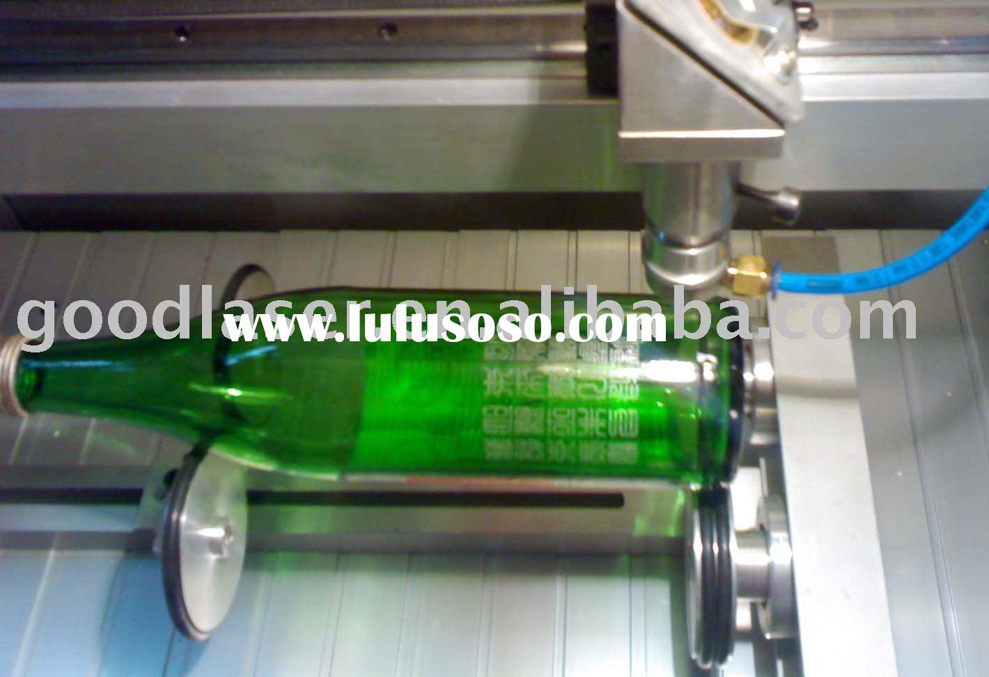 Glass Bottle Engraving Machine