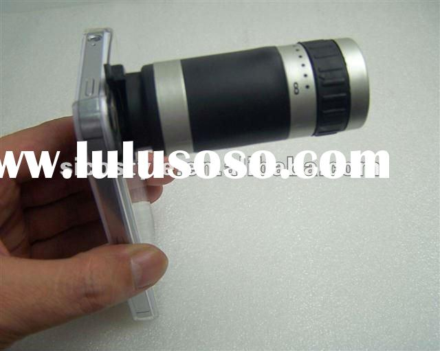 Good Quality 6X to 18X Optical Zoom Camera Lens for all type of Mobile Phone Telescope