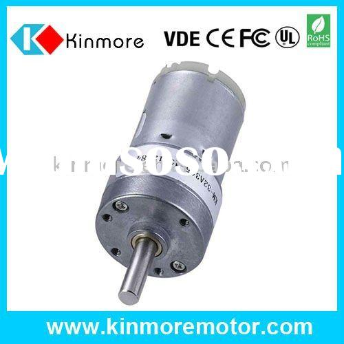 High Torque 12V DC Motor,Low RPM Motor for Dispenser