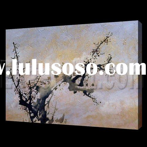 High quality Chinese watercolor flower painting