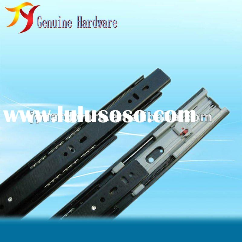 High quality self closing drawer slides manufacturer