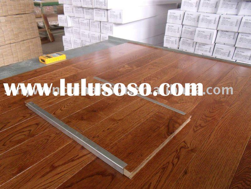 Hot Sale Cherry Color White Oak Solid & Engineered Wood Flooring