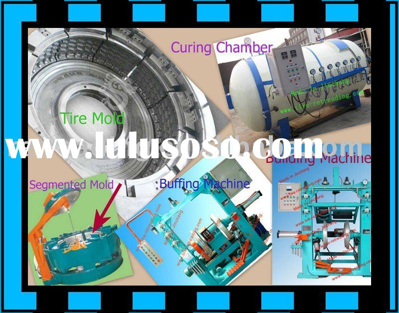 Hot Used Tire Retreading Machine -Truck Tire Retreading Machine Mould/Mold