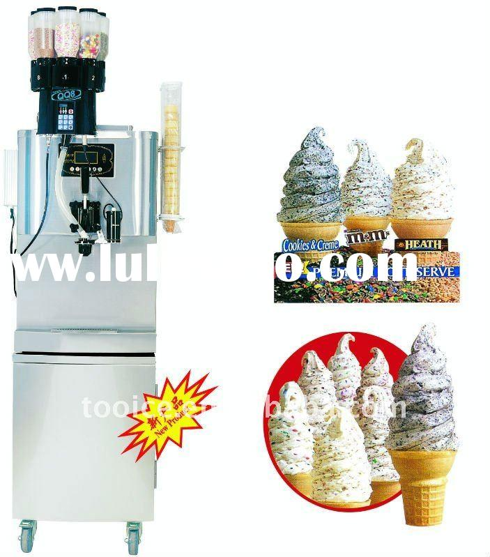 Hot sale commercial ice cream machine