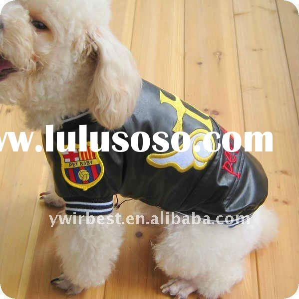 Hot sale newest western style winter dog fashion clothes