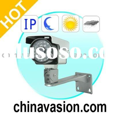 IP Camera with Sony Super HAD CCD (Alarm and Motion Detection)