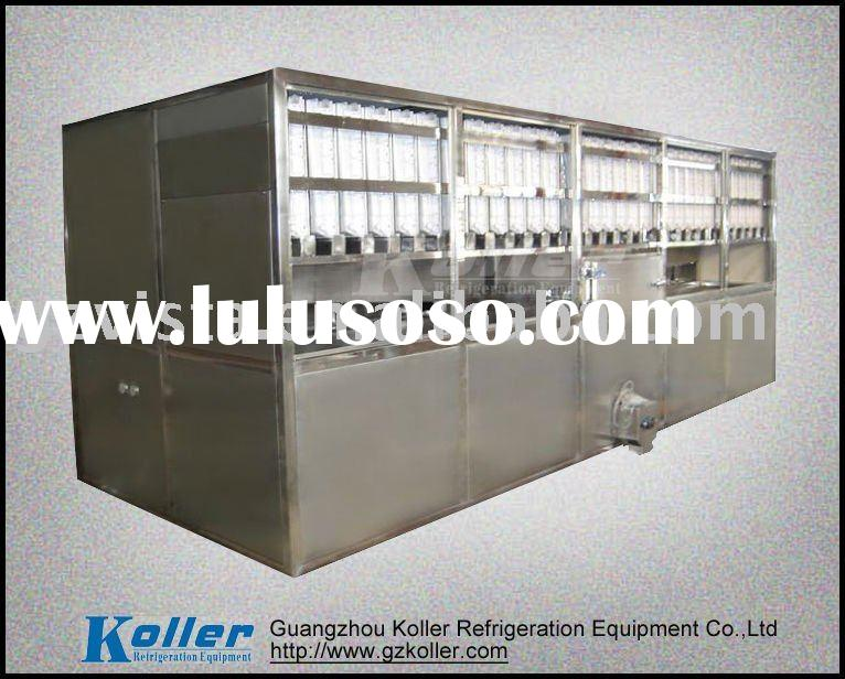 Industrial Cube Ice Maker With Solid Ice