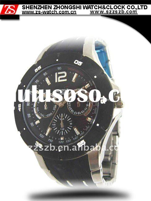 Invicta Pro-Diver Signature Mens Stainless Steel Chronograph Scuba Watch