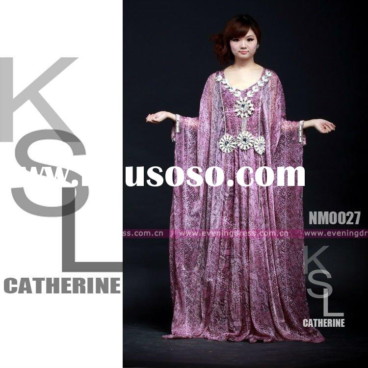 Islamic Long Dress Muslim Wear 2012