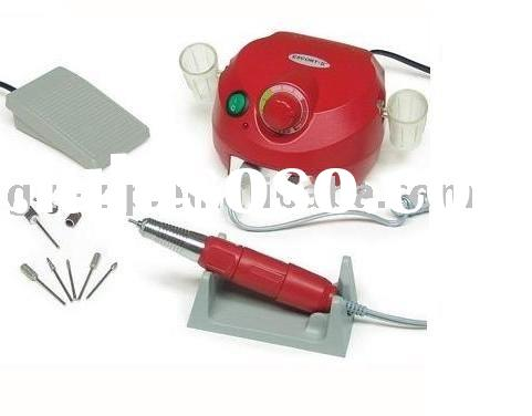 JD530 red electric nail drill&JD530 Electric naill drill & grinding machine& manicure ma