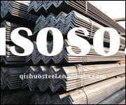 JIS standard steel angle iron dimensions from 20mm to 200mm