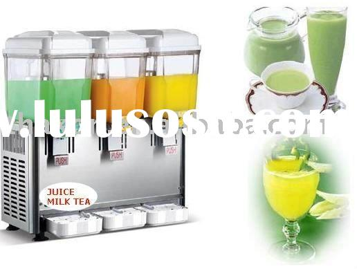 Juice concentrate machine