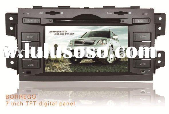 KIA Borrego car audio gps