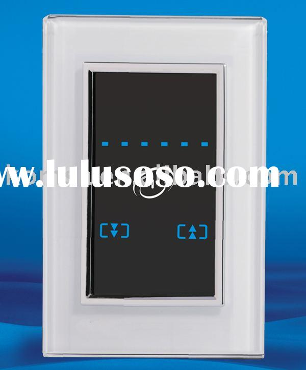 KOMSA HLS-8231W Touch and remote control wireless dimmer switch