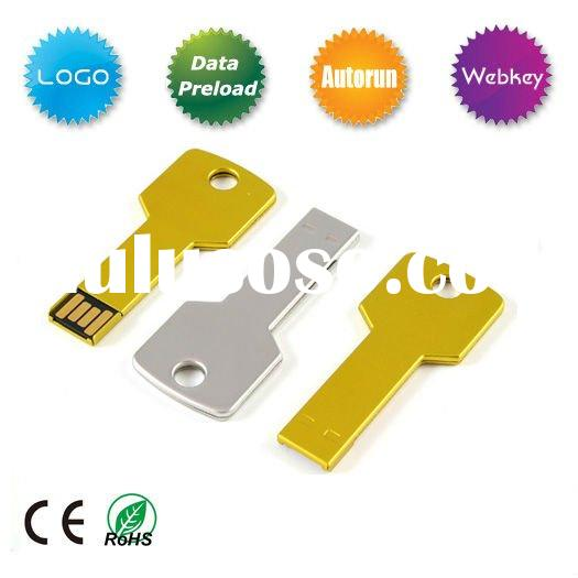 Key USB Flash drive free logo imprint
