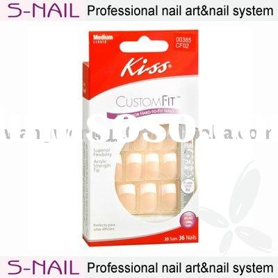 Kiss artificial nail tip