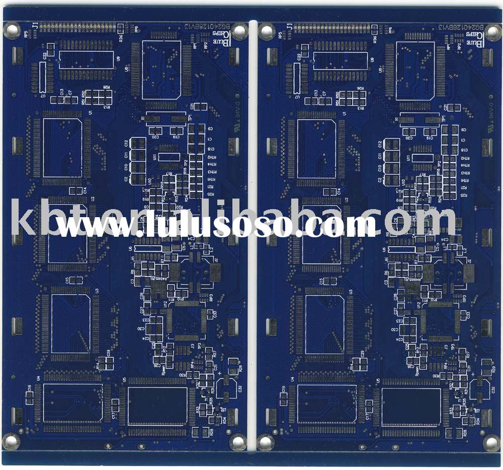 LCD double-sided PCBs-1